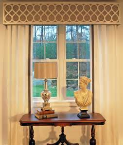 Decorative Window Cornice Cornice Using O Verlays Window Dressing
