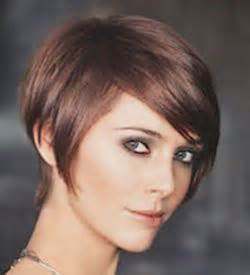 best short hair length to show cheek bones short nape cheek bone length very long layers on top