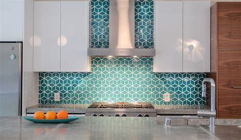 Installing Kitchen Backsplash Tile eichler kitchen remodel fireclay tiled backsplash mid