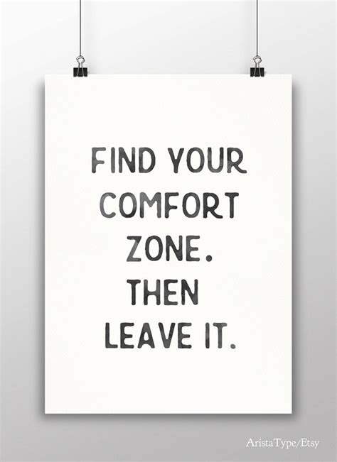 quotes about comfort zone quotes about leaving your comfort zone quotesgram