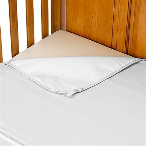 Do I Need A Crib Mattress Pad Changing A Crib Has Never Been Easier No Need For A Mattress Pad Absorbent Pad Or Even A