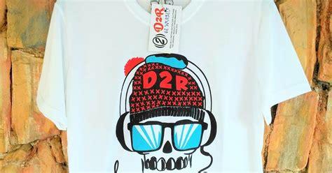 Baju Kaos Oblong Pria Hm Original 2 S jual kaos keren gambar heat d2r2