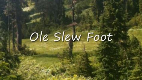slew foot song ole slew foot johnny horton chords chordify