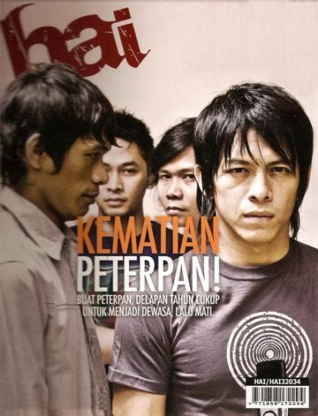 Cd Kau Tetap Ada happy birthday peterpan band