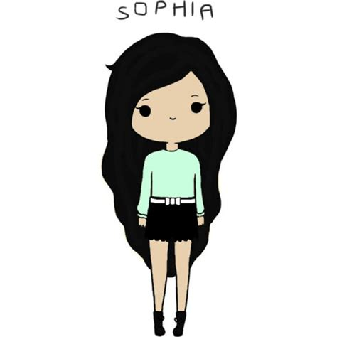 doodle para xo edited by bellakatarina xo featuring polyvore fillers
