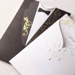 Invitaci 243 n de boda elegante vestido traje de novios 34 00 en