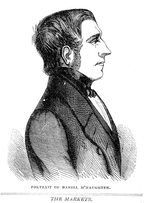 Daniel M'Naghten - Wikipedia