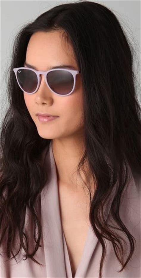 Original Ban Rb4243 Sunglasses Violet ban youngster erika wayfarers in pink violet lyst