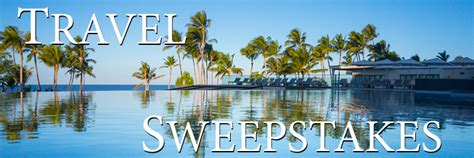 Free Travel Sweepstakes - win a trip to italy hawaii quebec and savannah try something fun