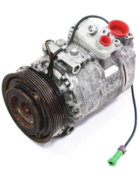audi a4 a6 vw passat b5 ac aircon ac compressor audi a4 b5 a6 s6 a8 allroad vw passat 4b0 260 805 b ebay