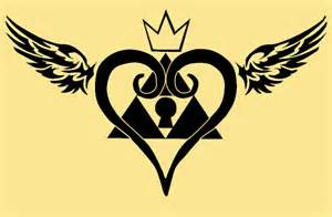 triforce kingdom hearts by mikiitachi on deviantart