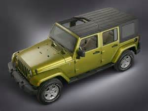 Jeep Top View Batucars 2007 Jeep Wrangler Unlimited Top View