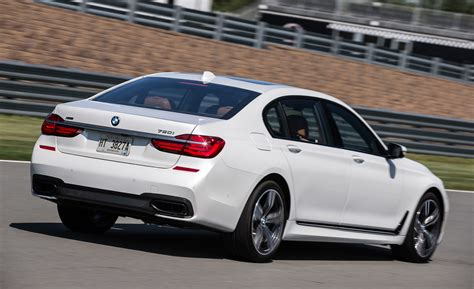 bmw 740m 2016 bmw 750i xdrive cars exclusive and photos