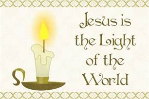 free printable christian message cards jesus is the light