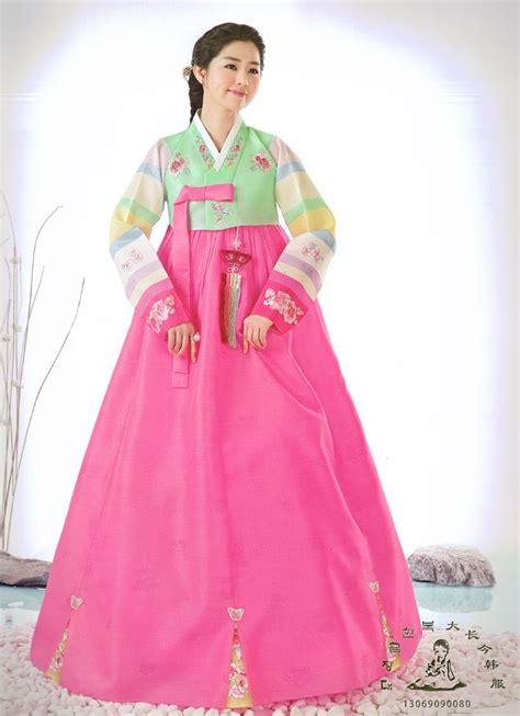 hanbok south korea imports original embroidered