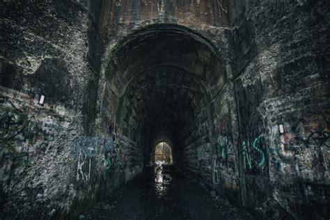 screaming tunnel  niagara falls   top