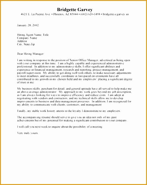 administrative manager cover letter 6 assistant manager resume cover letter free sles