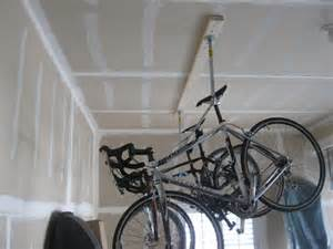 so time so much to explore garage ceiling bike rack