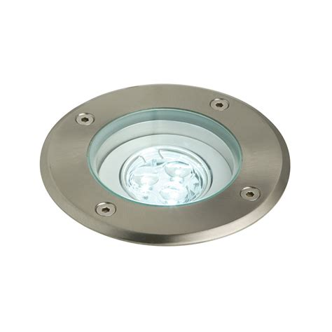 Saxby 11094 Maxi Ip67 Exterior Recessed Ground Light Exterior Ceiling Lighting