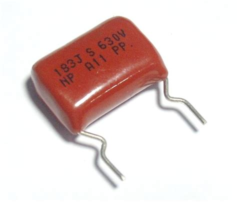 how to check a mylar capacitor 183j 630v mylar capacitor