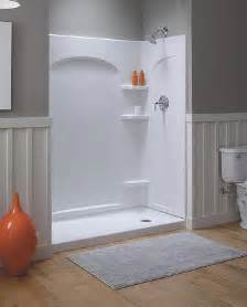 Menards Bathtub Surrounds Shower Stalls And Shower Walls Surprising Solutions For