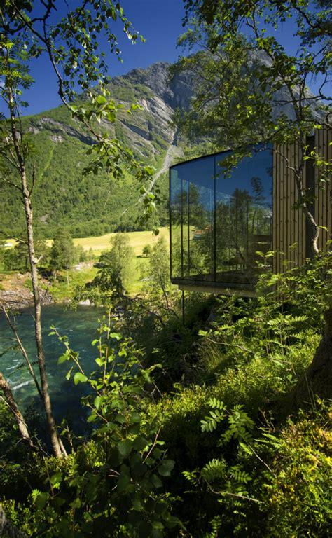 juvet landscape hotel ex machina the juvet landscape hotel in norway homeli