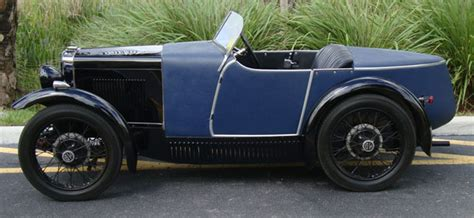 Florida Cool 1930 mg m type midget roadster