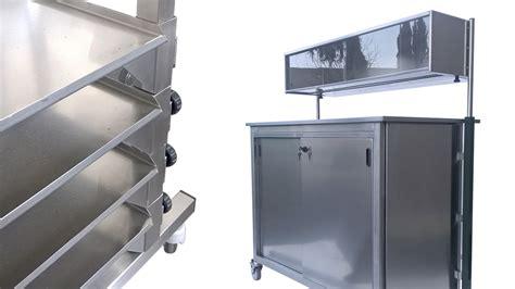 cucine in acciaio inox garda inox attrezzature per cucine in acciaio inox
