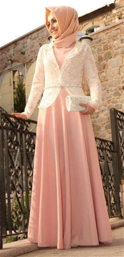 Gamis Dress Wanitapastela Dress gamis brukat soraya 70 hijabs pink and simple dress