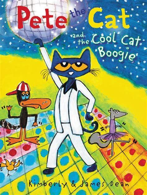 pete the cat and the cool cat boogie dean hardcover