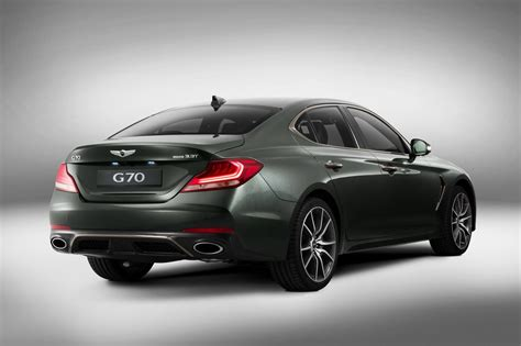Genesis G70 Price by New Genesis G70 Revealed To Take On Bmw 3 Series Carscoops