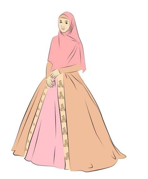 foto anime kartun berhijab 11 foto muslimah kartun berhijab syar i yang manis banget