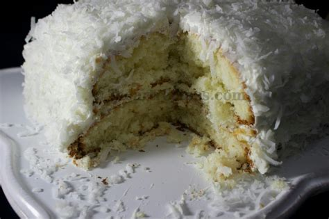 homemade coconut cake recipe semi homemade coconut cake i heart recipes