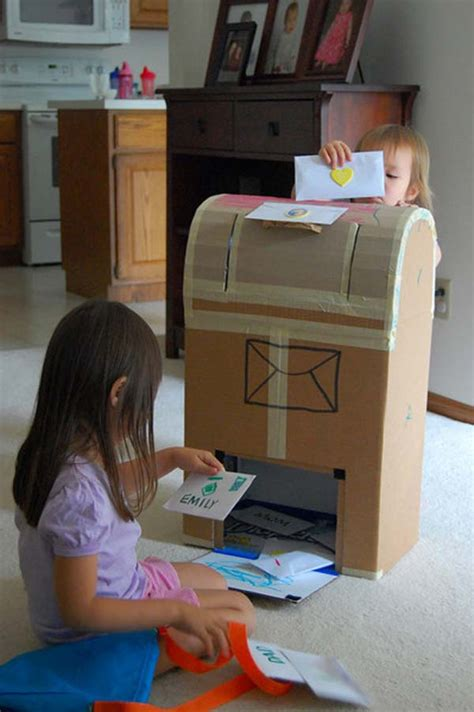 diy projects using cardboard 27 ideas on how to use cardboard boxes for and activities diy projects