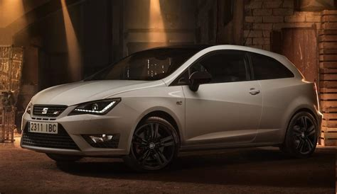 official 2016 seat ibiza cupra