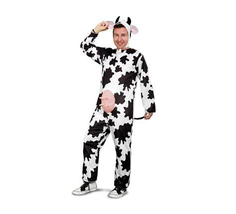 disfraz de vaca reciclable disfraz de vaca para hombre