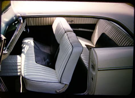 Tuck And Roll Upholstery by The 1957 Chrysler Synthetrix Photos Of The Forgotten