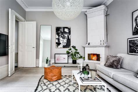 desain dapur scandinavian elegan dengan desain interior scandinavian desain