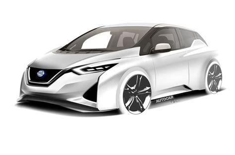 new nissan leaf range next nissan leaf aims for 340 mile range autocar