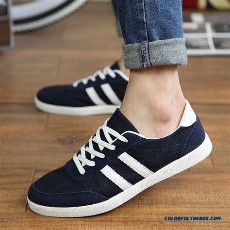 sport shoes trend cheap fall breathable canvas shoes korean version of the