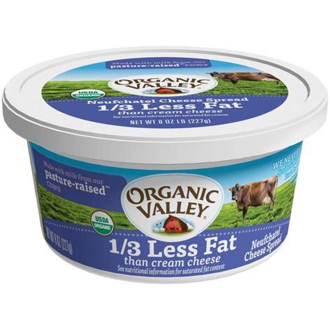 Cheese Neufchatel organic valley neufchatel cheese neufchatel cheese spread