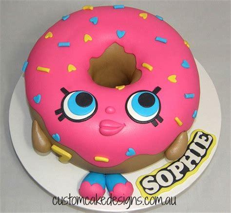Shopkins Dlish Donut shopkins d lish donut cake cakecentral
