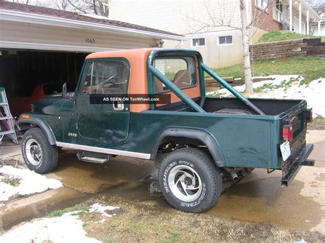 jeep scrambler 4 door 1982 jeep scrambler base sport utility 2 door 4 2l