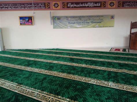 Karpet Masjid Di Jakarta jual karpet masjid polos di jakarta kebayoran dengan harga bersahabat al husna pusat kebutuhan