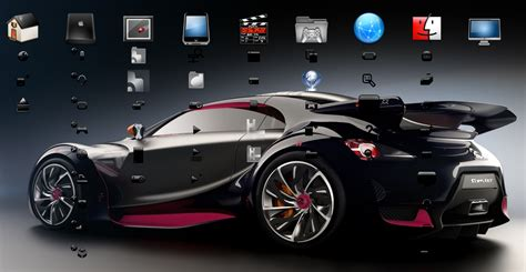ps3 live themes download th 232 me concept cars voitures jvl