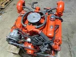 Buick 225 V6 1995 Us Volvo Penta V6 Cylinder Aq150 3 7 Engine Motor