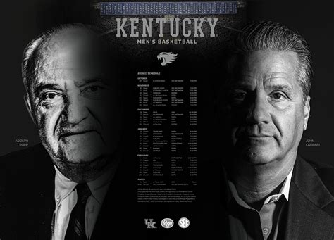 uk basketball schedule poster 2016 2017 kentucky basketball posters archives
