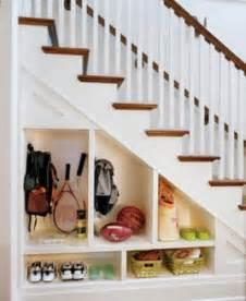 Storage Under The Stairs by Hallway Storage Under Stairs Shelterness