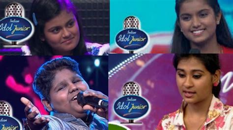 indian idol junior 2015 ep 19 youtube indian idol junior full episode revealed top 4 finalist