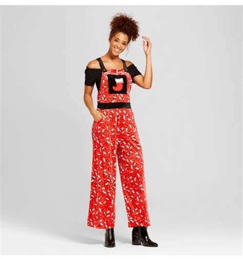 christmas pattern jumpsuit target s 5 best ugly christmas sweaters